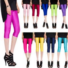 Candy Neon Women Summer Leggings
