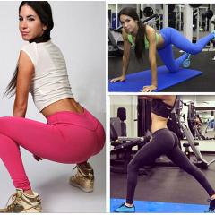 Training Gym Women Leggings