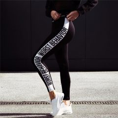 Worst Behavior Fitness Leggings