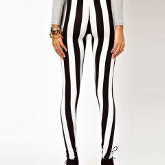 Zebra Print Fashion Leggings