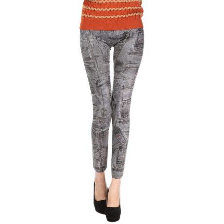 Comfortable Skinny Pants Denim Legins Women Fashion Sexy Women Jean Skinny Leggings Stretchy Slim Leggings 1