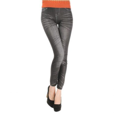 Comfortable Skinny Pants Denim Legins Women Fashion Sexy Women Jean Skinny Leggings Stretchy Slim Leggings 3