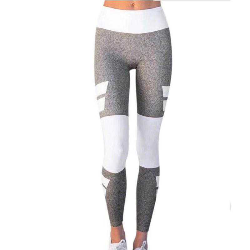 Women's Fitness Clothing, Mesh High Waist Leggings, Female Breathable Patchwork Sportswear 17